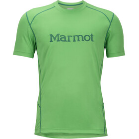 Marmot M's Windridge SS Shirt with Graphic Emerald/Shady Glade